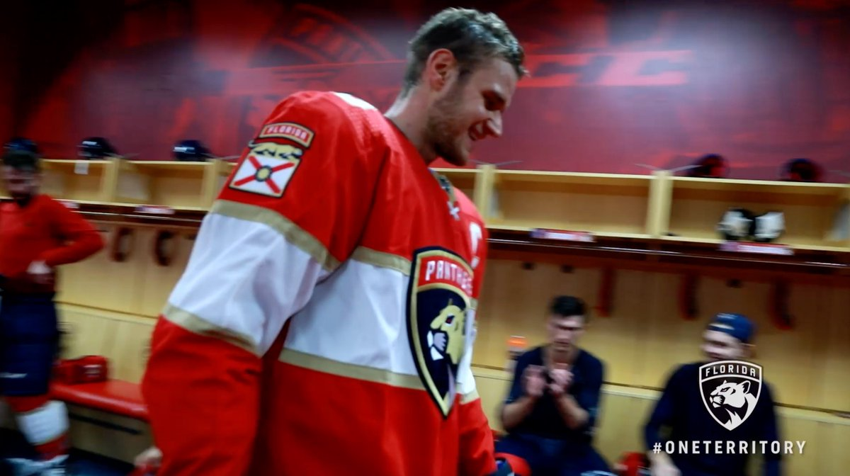 Five Takeaways: #FlaPanthers Score Six in Win Over Lightning Good pace and good work ethic, thats always a good combination. -Barkov More >> bit.ly/5Takeaways0924…