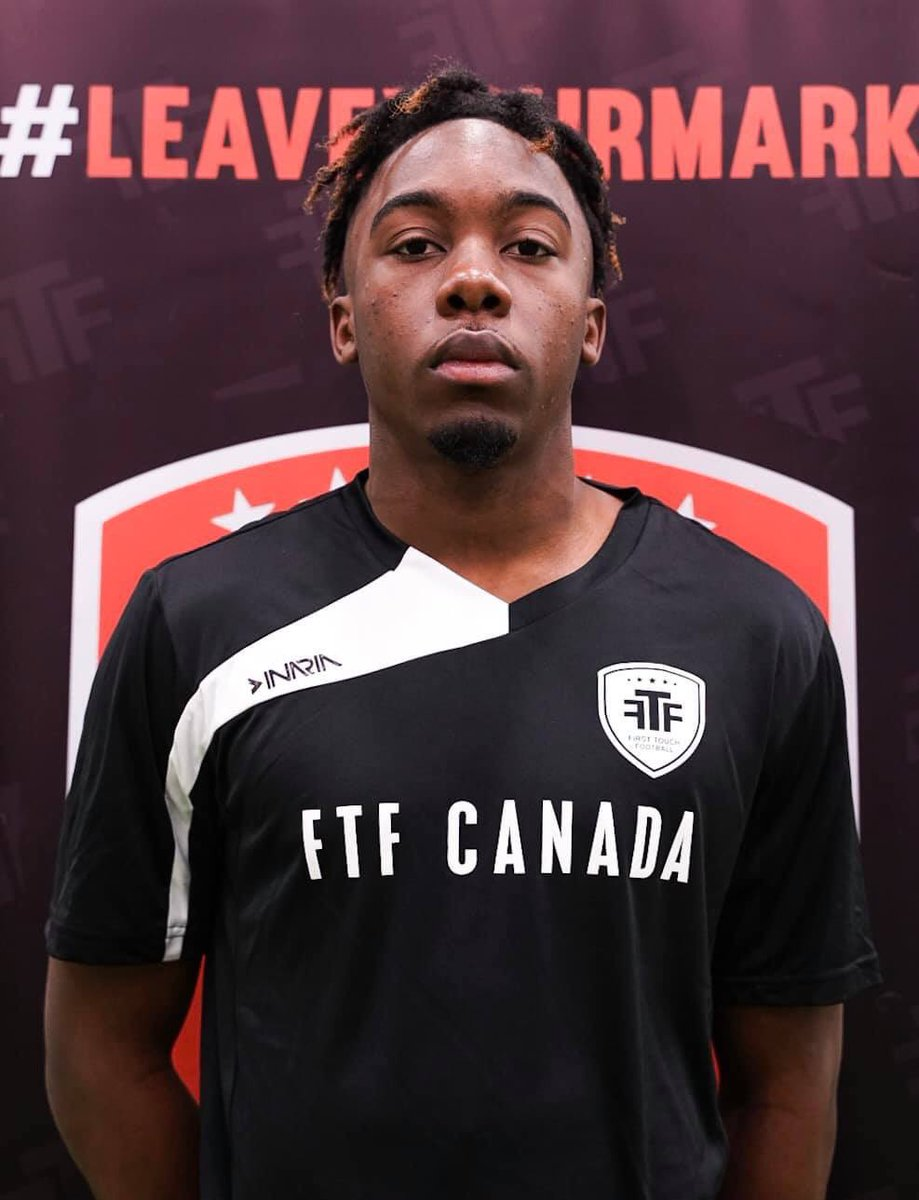 FTF Canada congratulates @vaughansoccercl   DEF Tristan Gayle on his commitment to National Champions @HumberHawks   for the 2019 season!.  We wish him nothing but success in his college career .  #FTFAlum  #FTF #LeaveYourMarkpic.twitter.com/QVsOlggoan