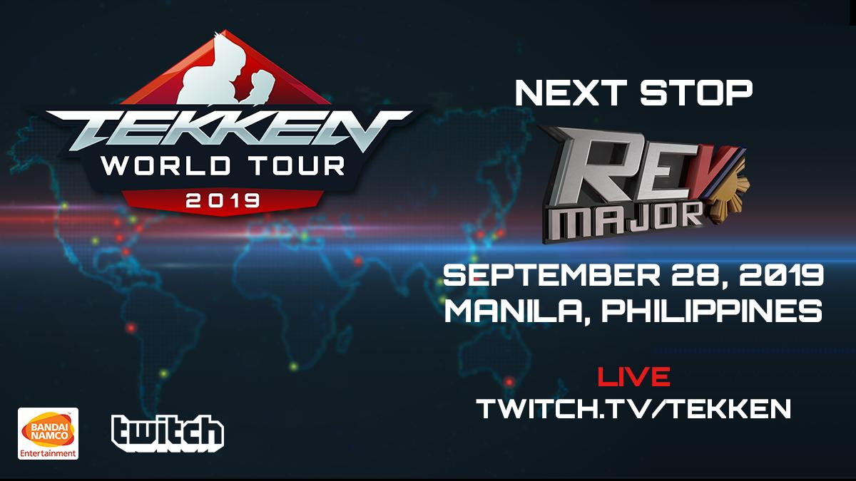 Bandai Namco Us On Twitter The Tekken World Tour Makes Its Way To Manila Philippines This Weekend Catch All The Tekken 7 Fights From Rev Major Our Next Twt Master Event Https T Co Emtxapvyx2