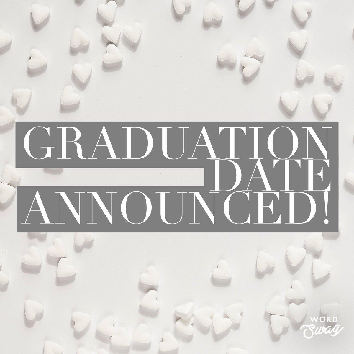 Parkland Graduation 2020.Senior Class Officers Parkland2020 Twitter