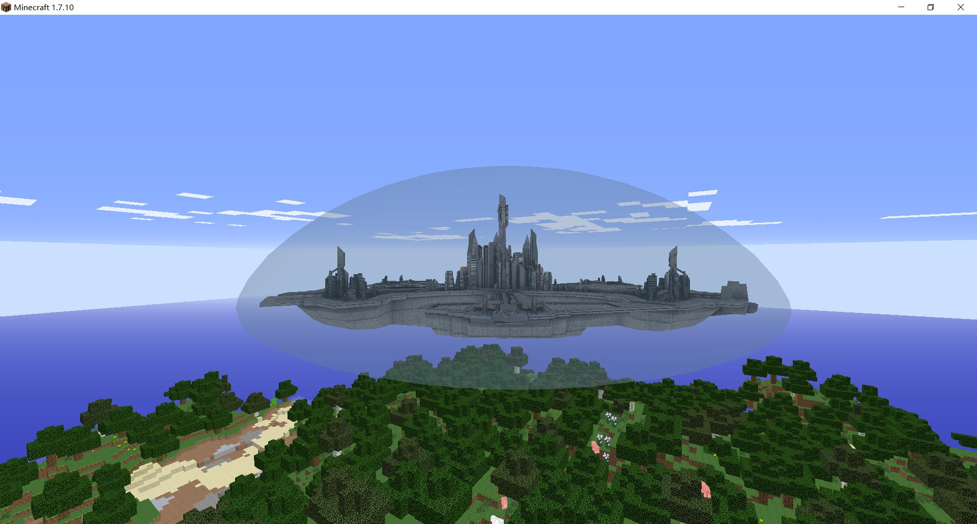 StarGate Atlantis (Revivification StarGate Project) Minecraft Map