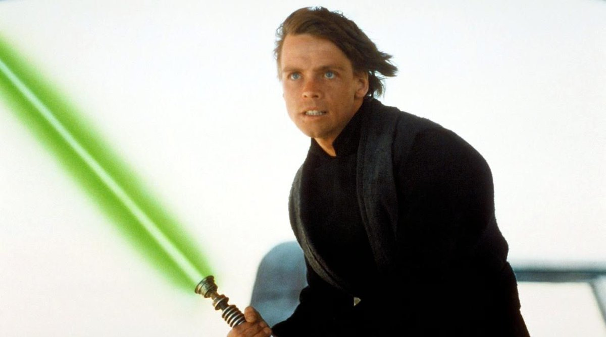 Happy Birthday @HamillHimself, the man who portrayed the greatest hero a little boy growing up in the 80s could hope for. I watched him, I wanted to be him....and I still do! Thanks for the memories Mark, have a great day.