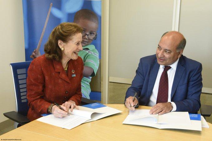 EBRD UNICEF