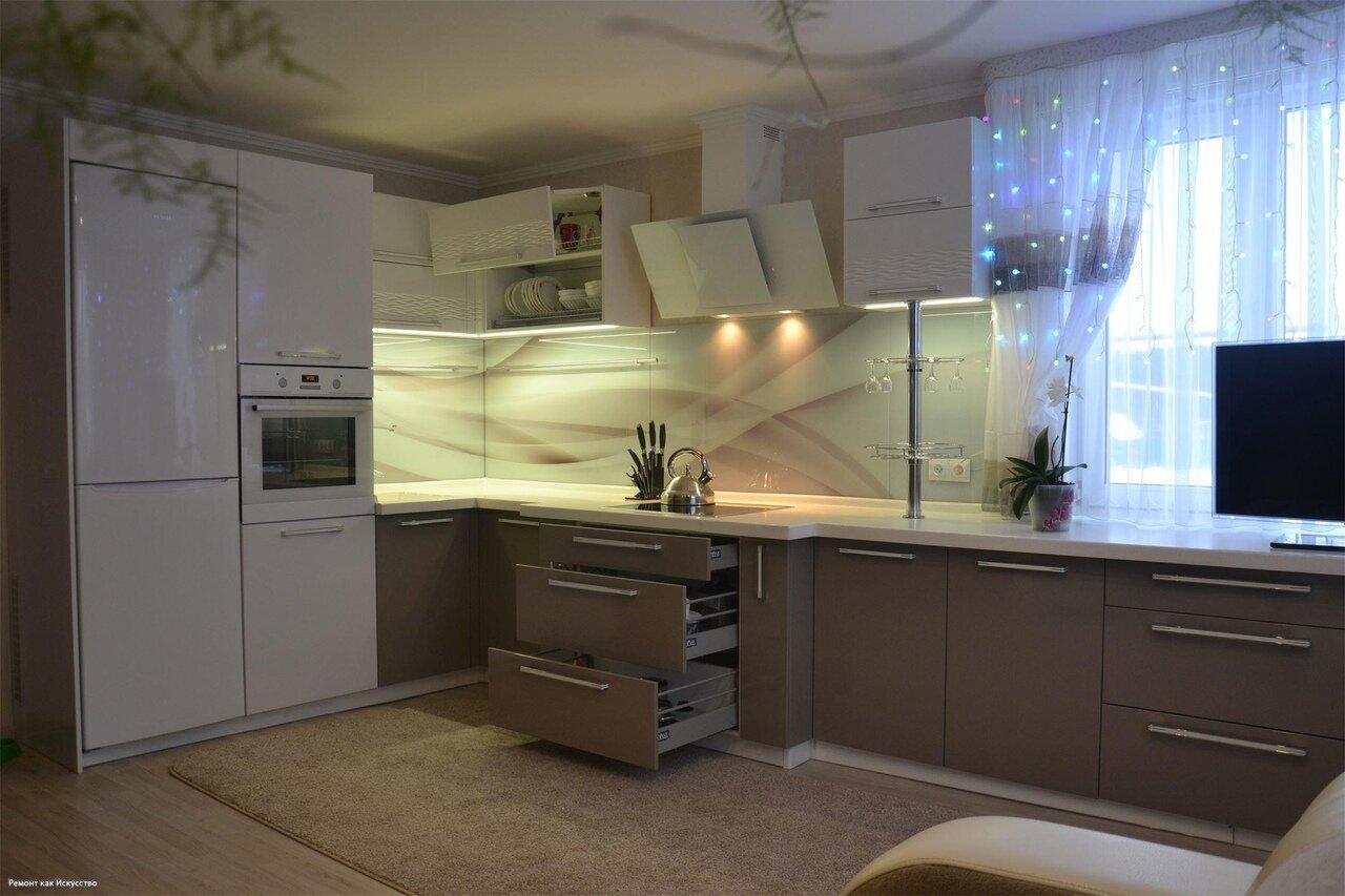 реальные фото кухонь после ремонта собор