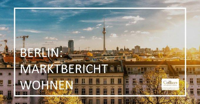 Der Berliner Wohnungsmarkt steht unter Druck - dennoch wurde im ersten Halbjahr 2019 erstmals seit Jahren ein Rückgang der #Mietpreise für Neubauten verzeichnet. Alle Zahlen, Daten und Fakten zum Wohnmarkt in #Berlin gibt's hier:  t.co/XE3jBLtLkN