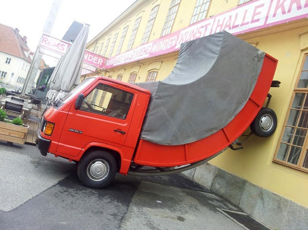 День, смешные картинки грузовой машины