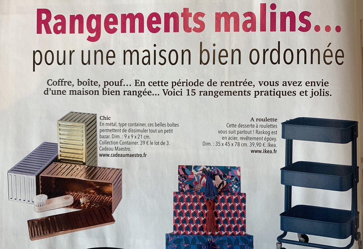 """Maison A Vivre Campagne cadeau maestro on twitter: """"cadeau maestro à l'honneur dans"""