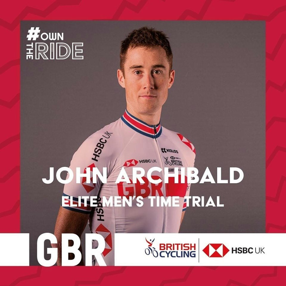 Good luck today @jjzArchibald of @teamribble in the Mens Elite Time Trial Tune in at 13:00 todayhttp://socsi.in/BBC_2_Schedule_DLIx4…Take a closer look at the bike John will be riding http://socsi.in/Closer_Look_HYhFF…