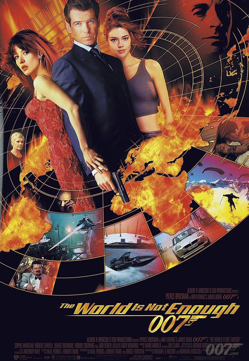 [好雷] 007 縱橫天下 The World Is Not Enough (1999)