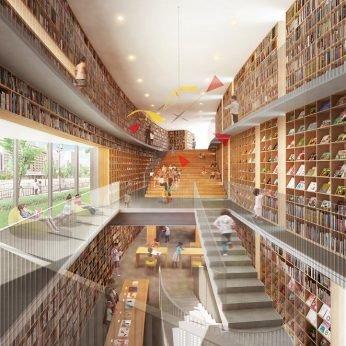 全国の約500にも及ぶ図書館の運営支援を行っている図書館流通センターが、こどものための芸術文化施設「こども本の森 中之島」の運営スタッフと、広報を担当するコミュニティマネージャーを募集開始。#求人 #新卒可 #未経験可