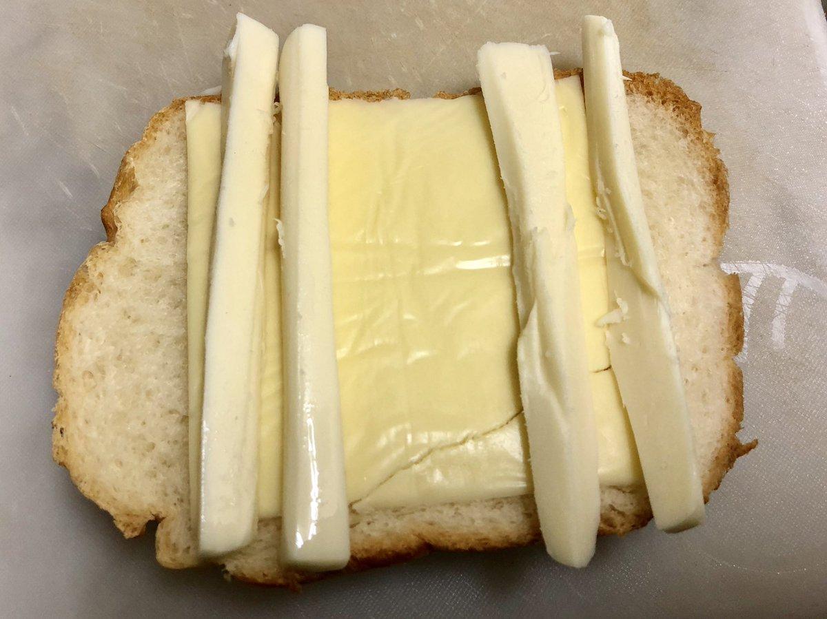 チーズ ハット グ 食パン