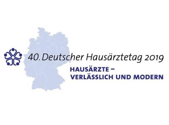 """Morgen beginnt in Berlin der 40. Deutsche #Hausärztetag unter dem Motto """"#Hausärzte – verlässlich und modern"""". In diesem Jahr u.a. auf dem Programm: die turnusmäßigen #Wahlen zum #Bundesvorstand des Verbandes. #Hausärzteverband #haet19 #hät19"""