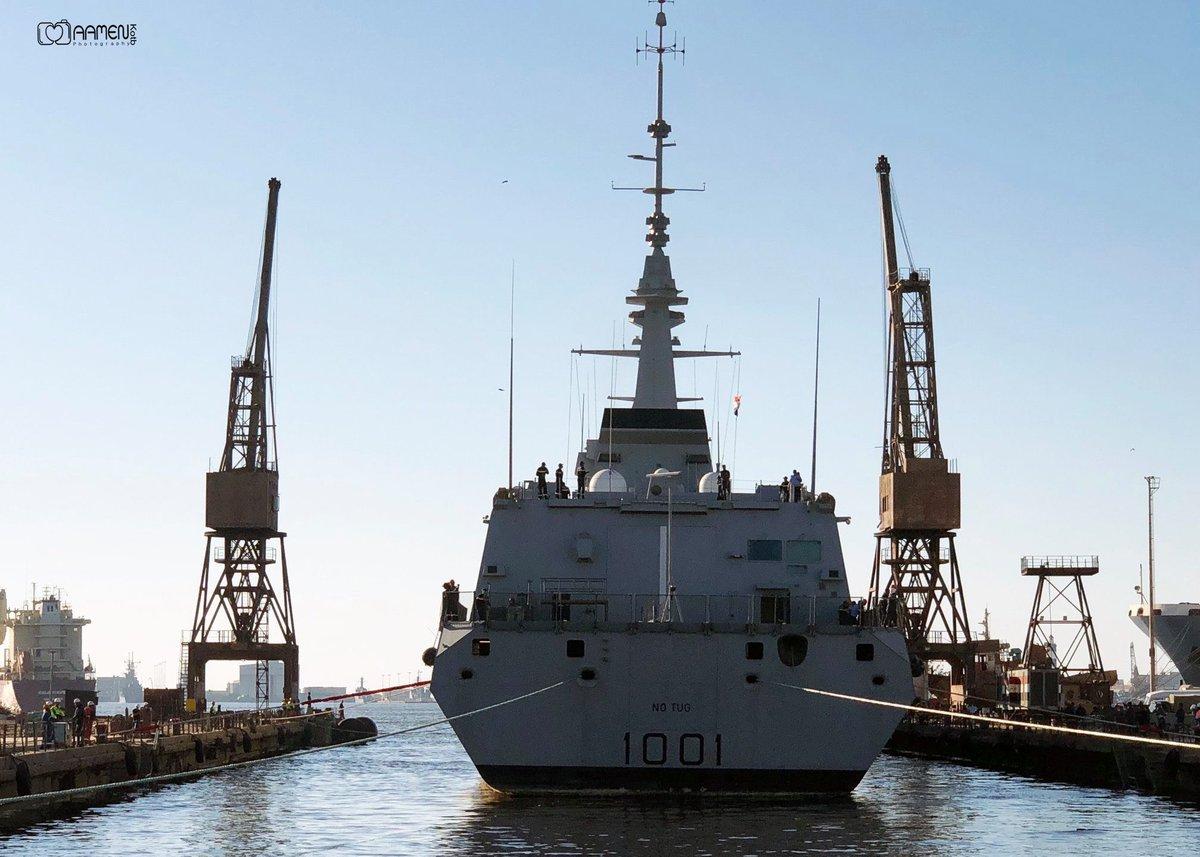 """اليوم.. القوات البحرية تحتفل بوصول الفرقاطة """"تحيا مصر"""" إلى الإسكندرية  - صفحة 2 EFTsw66XkAAoudR"""