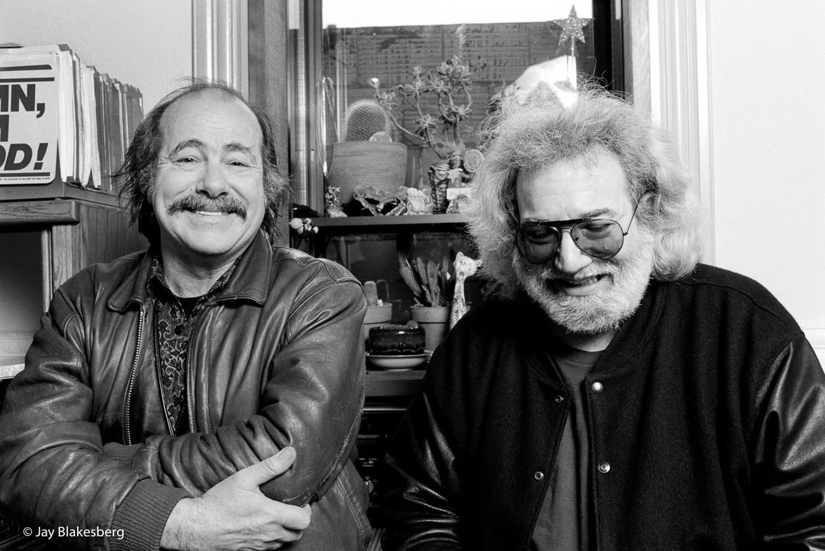 Fare thee well... Robert Hunter