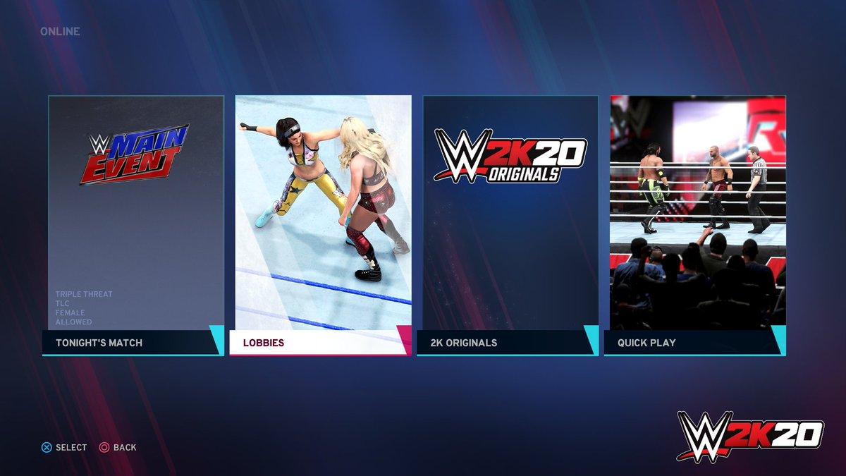 WWE 2K20 Codex