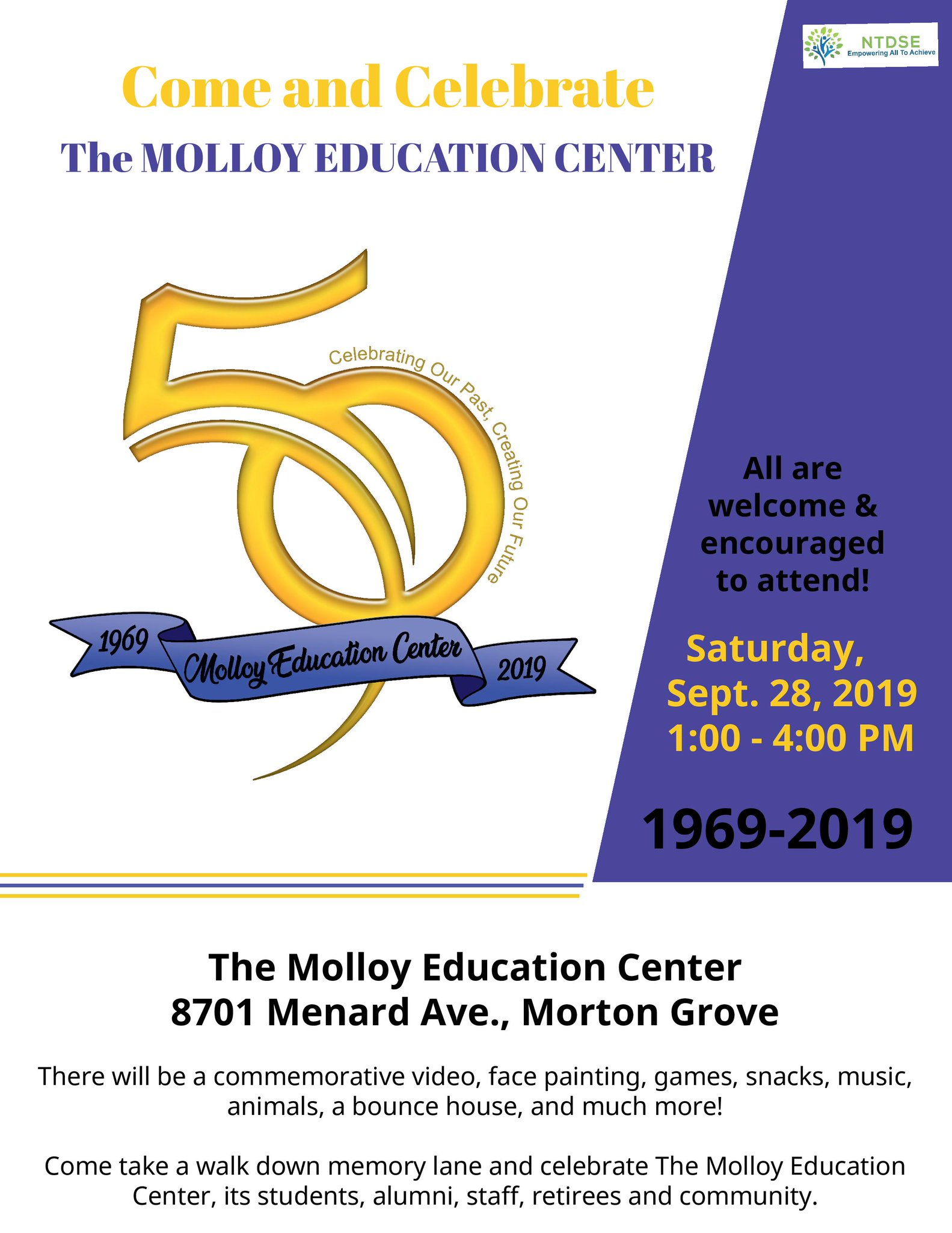 Ntdse On Twitter Get Excited Molloy S 5oth Anniversary Block Party Celebration Is On Saturday September 28 2019 From 1 4 Pm We Hope To See You There Ntdsempowers Https T Co G9axnhqq8w Become a patron of tim molloy today: twitter