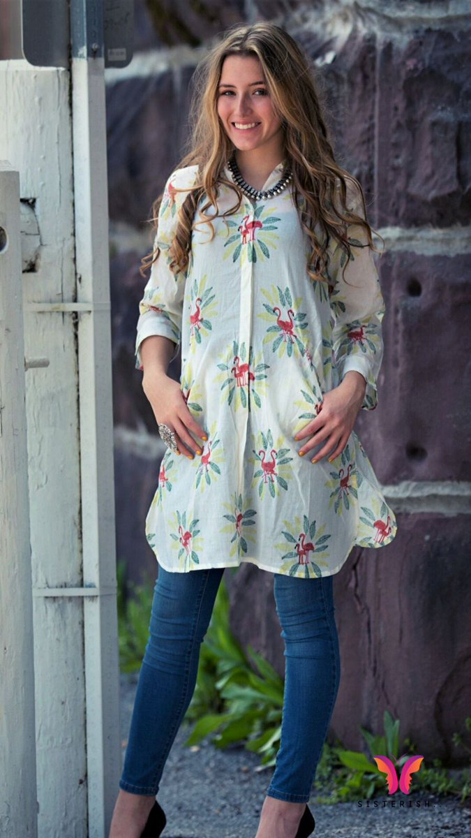 DEAL!! Pure cotton tunics with hand block print and side pockets   #summer2019 #dresslikeher #punjabibeautyfeast #Yaarpunjabi #punjabi #mudhousedigital #punjabisingers #suit #punjabiweddings #punjabimodels #punjabisuit #punjabisuits #punjabiweddingpic.twitter.com/UWZMNu50D7