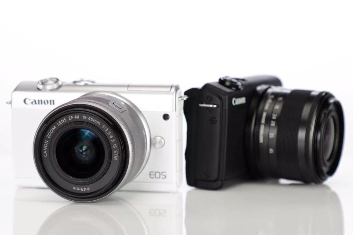 Canon's new $549 EOS M200 mirrorless camera has eye-detecting autofocus and 4K recording