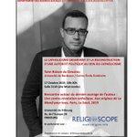 """Le 17 octobre 2019, de 18h à 20h, à l'Université de Fribourg (en partenariat avec Religioscope), Yann Raison du Cleuziou prononcera une conférence sur """"Le catholicisme observant et la reconstruction d'une autorité politique au sein du catholicisme"""". https://t.co/SqFXvtZS8k"""