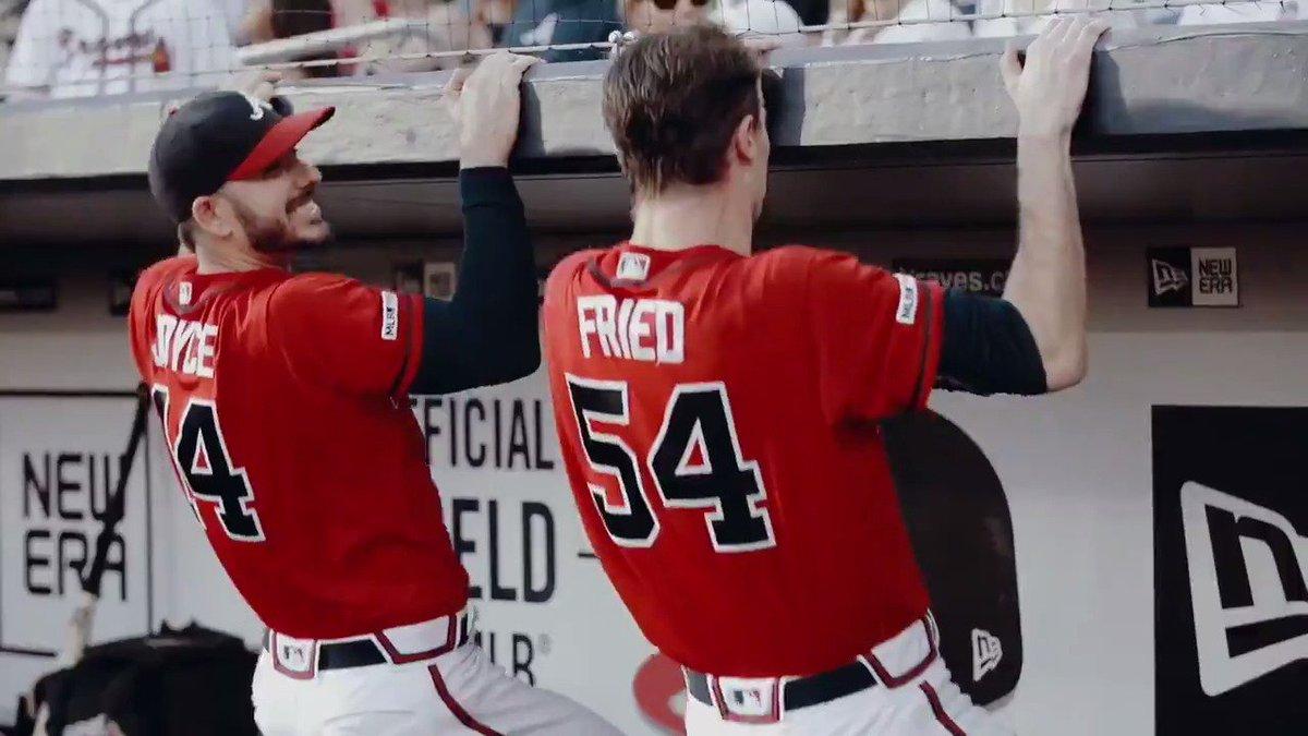 Youve seenem, now @sweetswingin20 breaks them down: An inside look at #Braves Handshakes!
