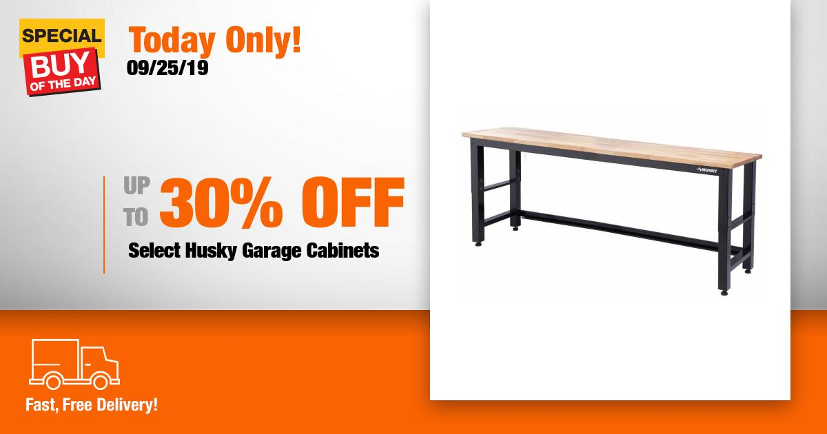 Fantastic Organize Your Workspace With Savings On Select Husky Garage Uwap Interior Chair Design Uwaporg