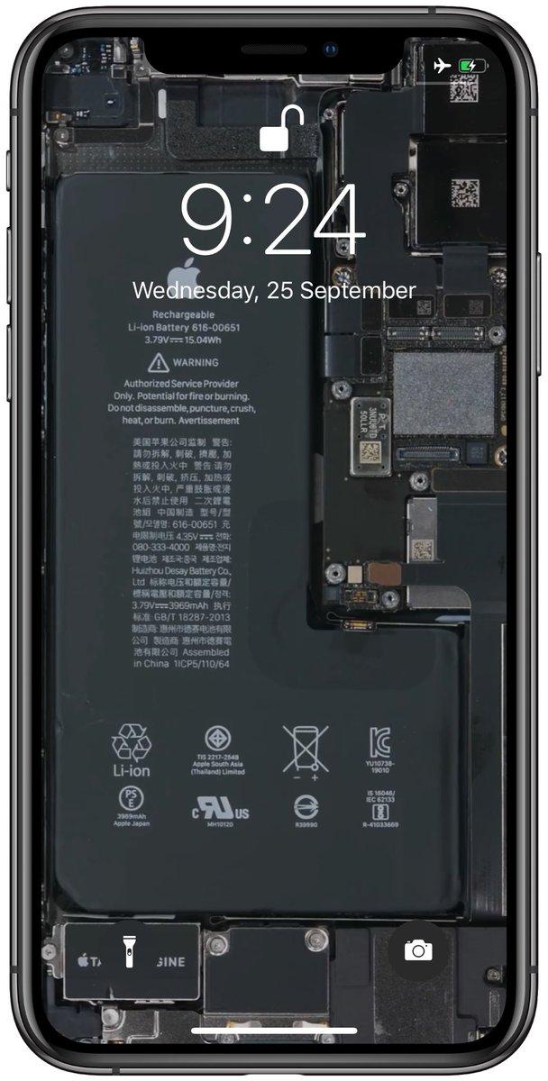 L L L R I C K On Twitter Iphone 11 Pro Max Internal Hardware Wallpaper By Zacksjerryrig