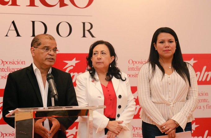 Imagen Diálogo interpartidario para aprobar presupuesto 2020, propone el FMLN-VerdadDigital.com-