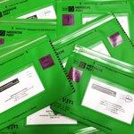 Image for the Tweet beginning: Medical envelopes for sending the