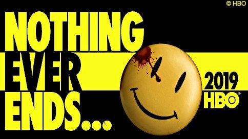 Watchmen: Staffel 1 - Trailer Tweet added by Bereitsgetestet