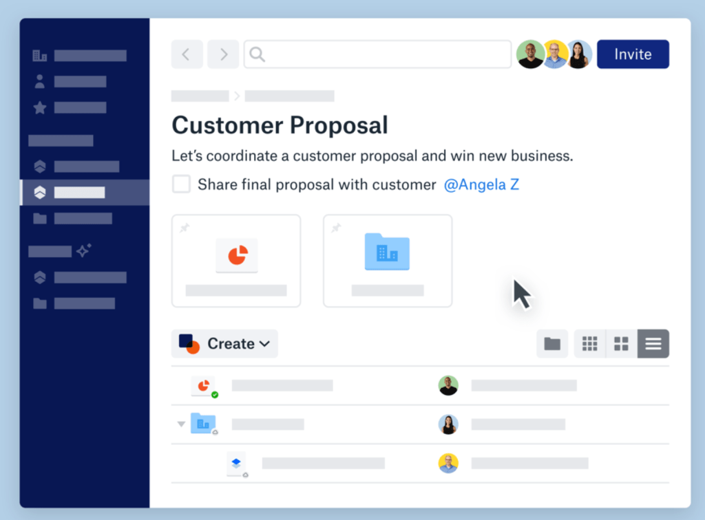 Dropbox will start rolling out the new Dropbox app to everyone today by @grg