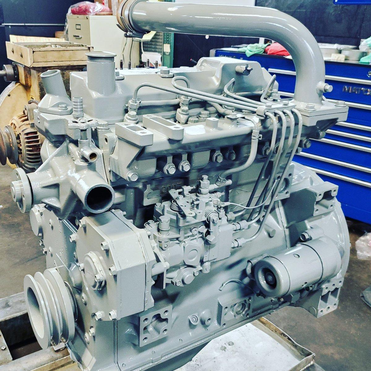 Grey looks good on our little Cummins engine  #diesel #engines #diesellife #AFS #atlanta #atlantadiesel #cummins #cumminsdealer #dieselenginespic.twitter.com/wnxLUPlRtY