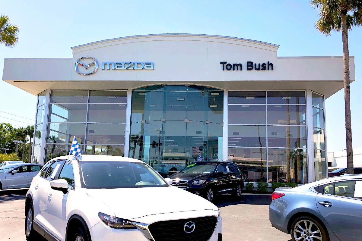 Tom Bush Mazda >> Tom Bush Mazda On Twitter You Can Always Count On Your