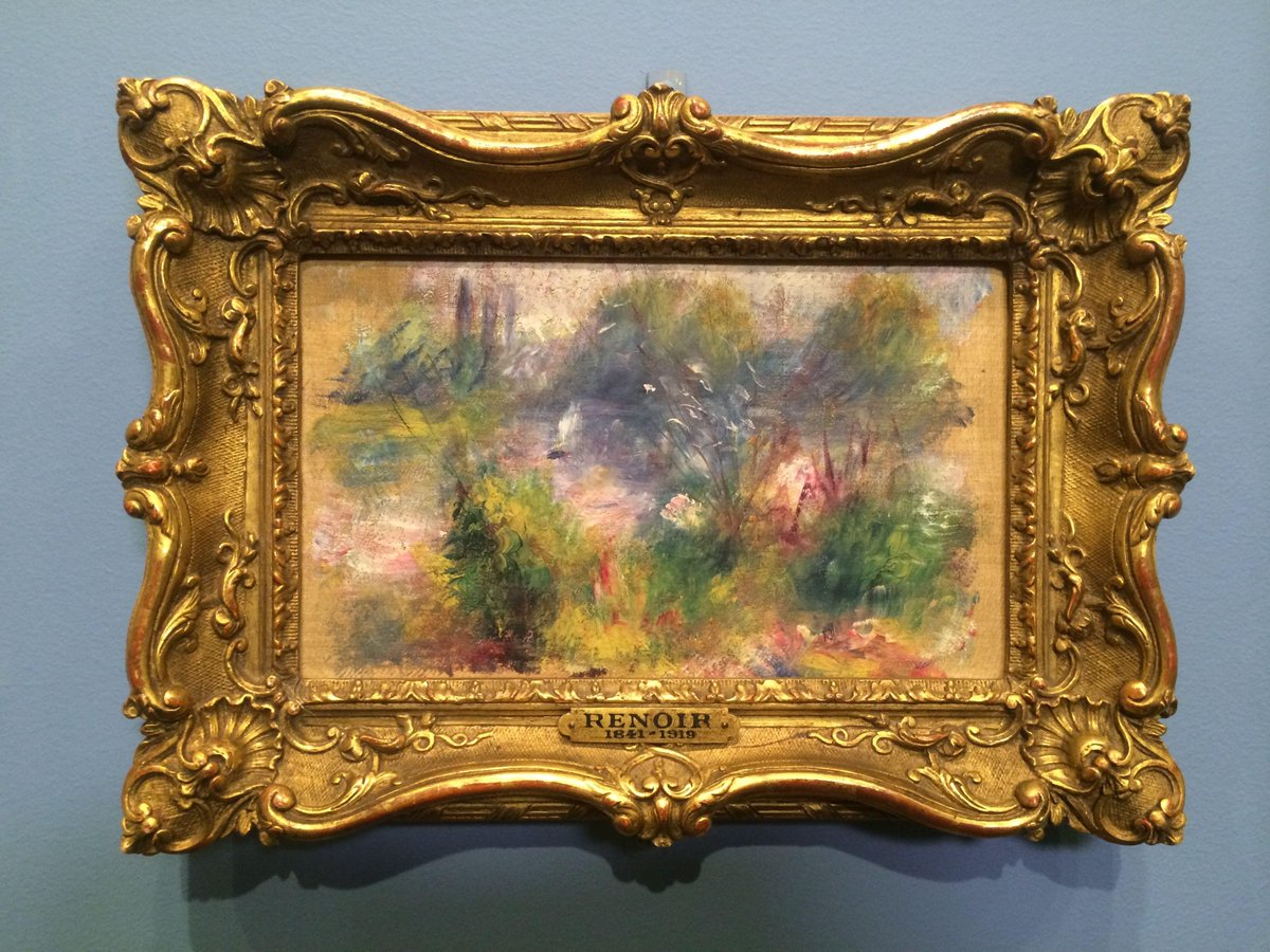 A $7 Renoir painting? That can't be right... #MATM airs at 10|9c! https://t.co/HwsWHBRfRA