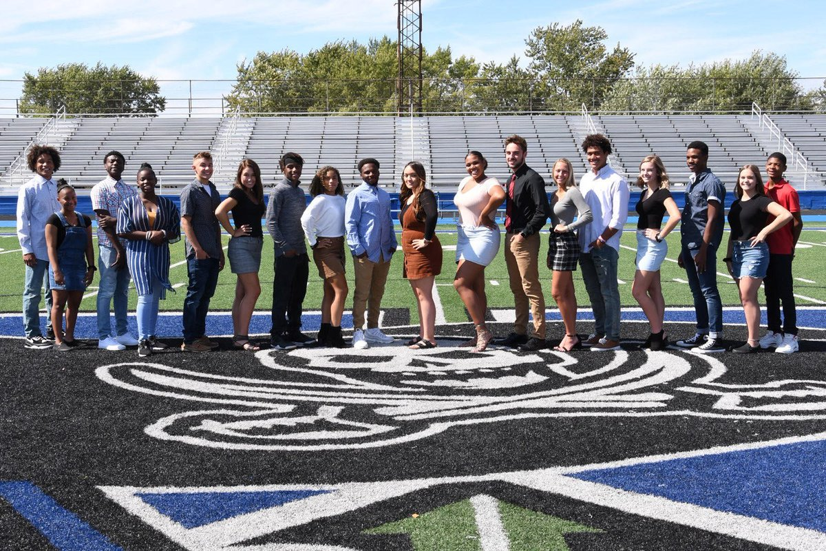 Congratulations to the 2019 Xenia High School Homecoming Court!
