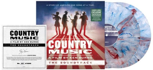 Head to your local Barnes & Noble store to grab the soundtrack to this amazing documentary. You can still order your copy of the @BNBuzz Exclusive Vinyl which is autographed by @KenBurns! bit.ly/2kx7krr