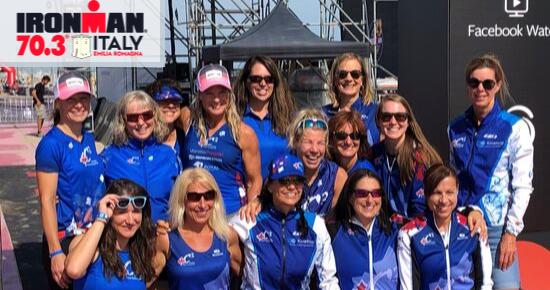 Happy National Women's Health and Fitness Day!  We are proud sponsors of the C3 athletes who competed in #Ironman Italy last weekend. Congratulations to all the athletes!   #NWHFD #IronmanItaly #Athletes