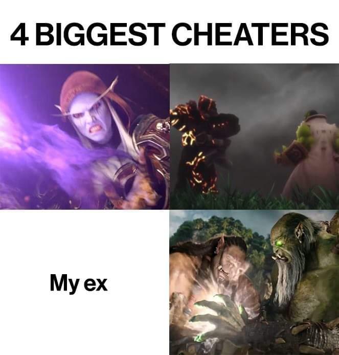 Warcraft Memes Ar Twitter My Life Vynirl