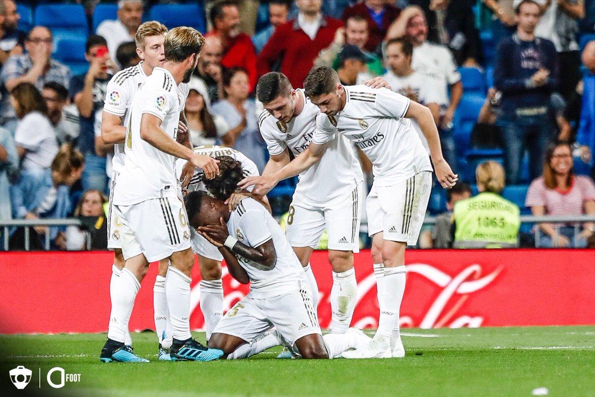 Video: Real Madrid vs Osasuna Highlights