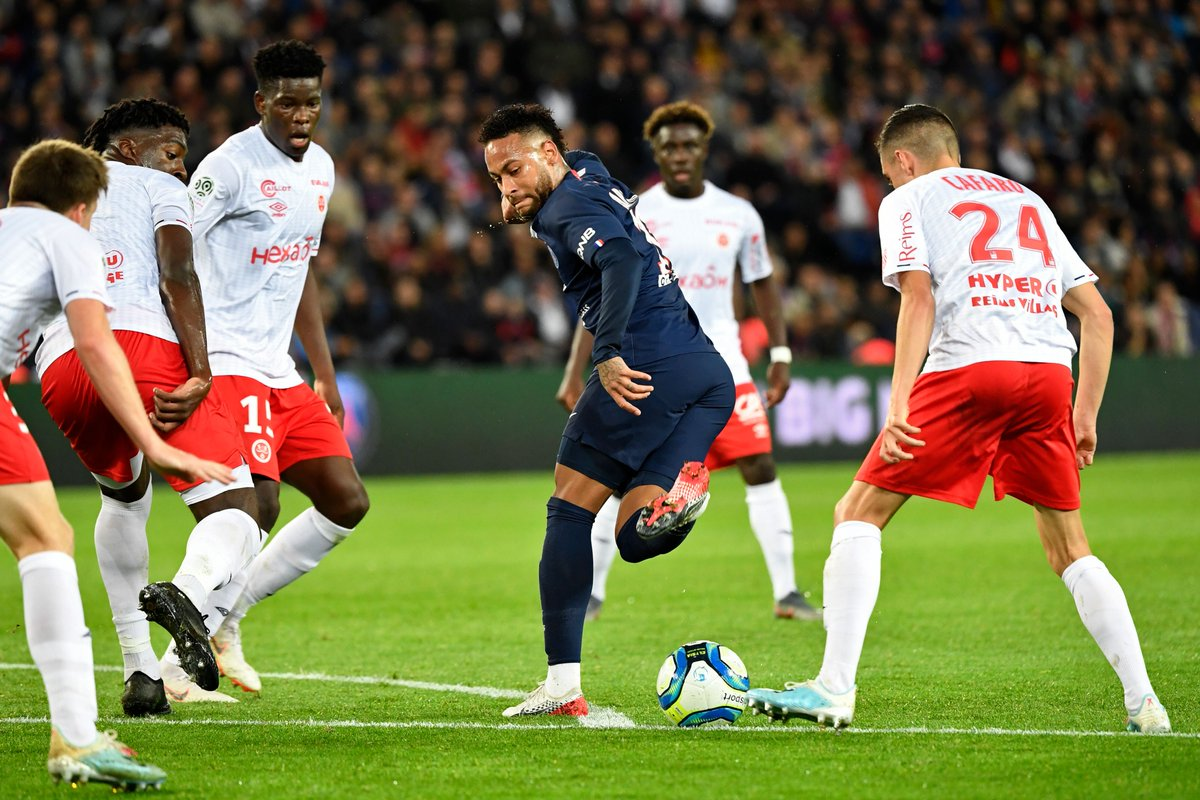 Video: PSG vs Reims Highlights