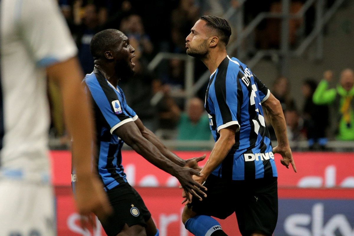 Video: Inter Milan vs Lazio Highlights