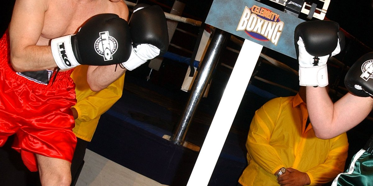 A new star has agreed to fight the #BagelBossGuy and he's no stranger to celebrity boxing – http:// strn.it/OBvFau     <br>http://pic.twitter.com/XdvQFUjxnl
