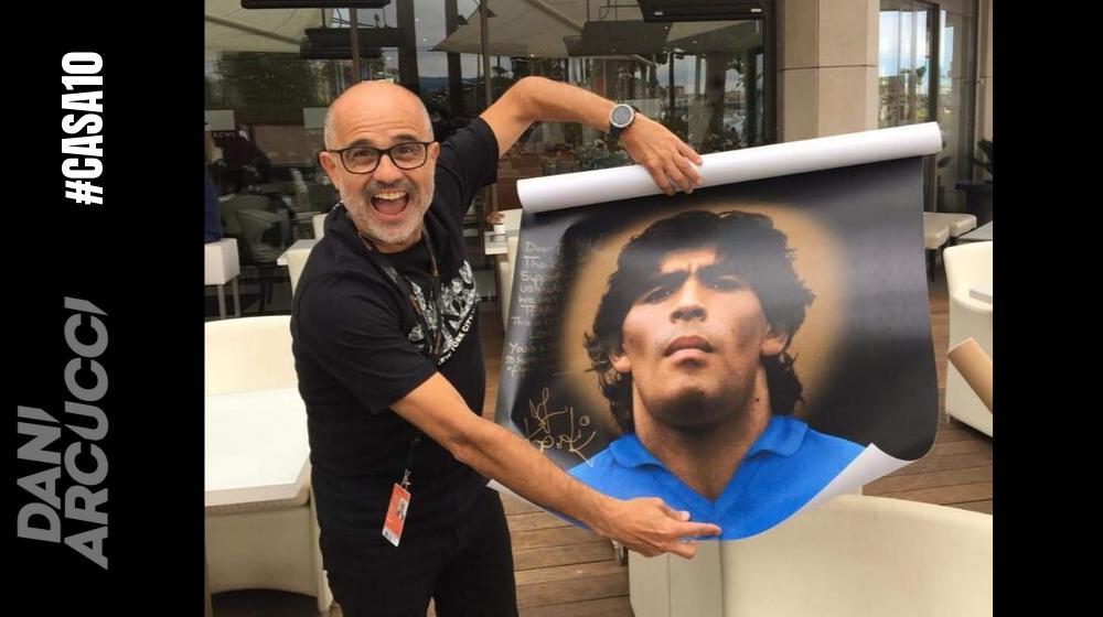 """Daniel Arcucci on Twitter: """"Y a propósito de Maradona en Napoles, algo de  aquel segundo scudetto, justo antes del también significativo, para su vida  y su carrera, Mundial de Italia.… https://t.co/PjTgg5u1A8"""""""