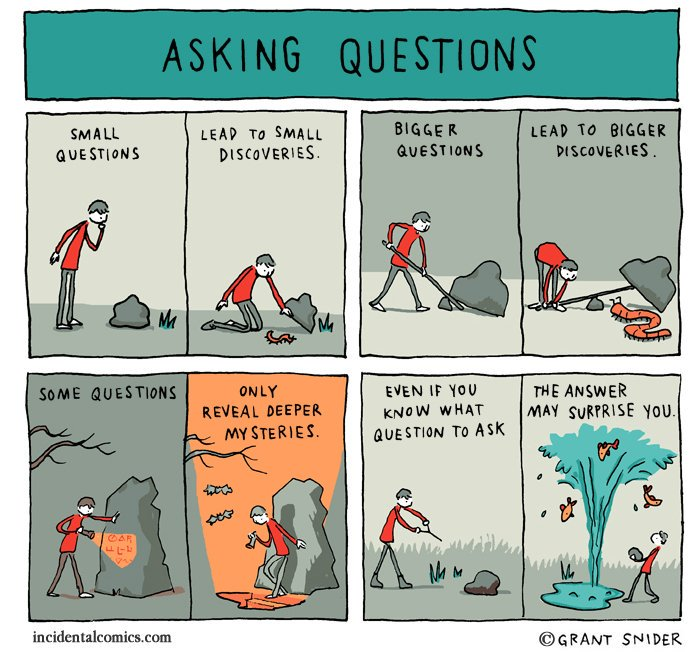 What role do questions play in your classroom? Your answer matters. @WrtrStat