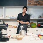 速水もこみち『Ms TABLE by Mocomichi Hayami』YouTubeに料理チャンネルを開設!