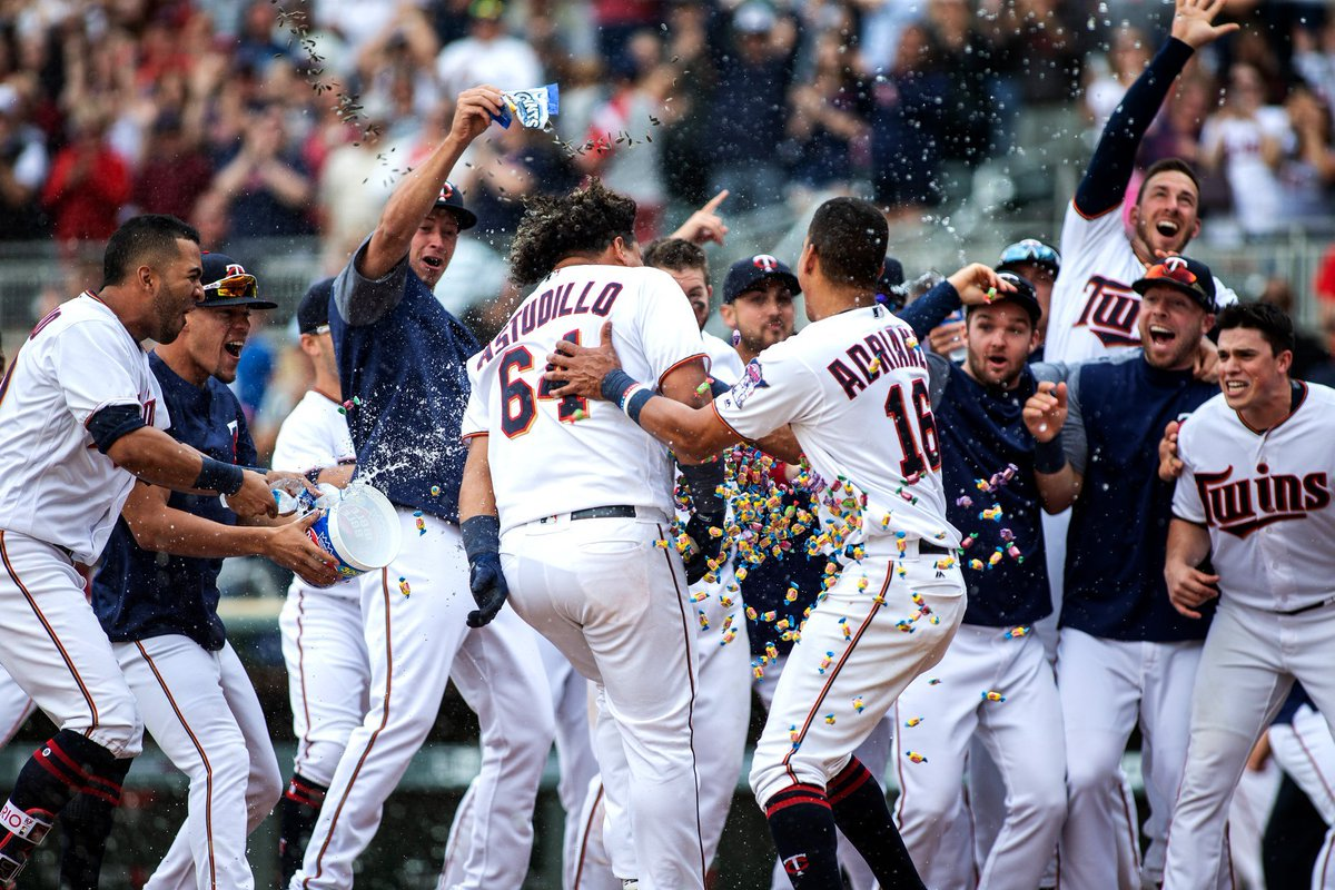 mn twins magic number 2020