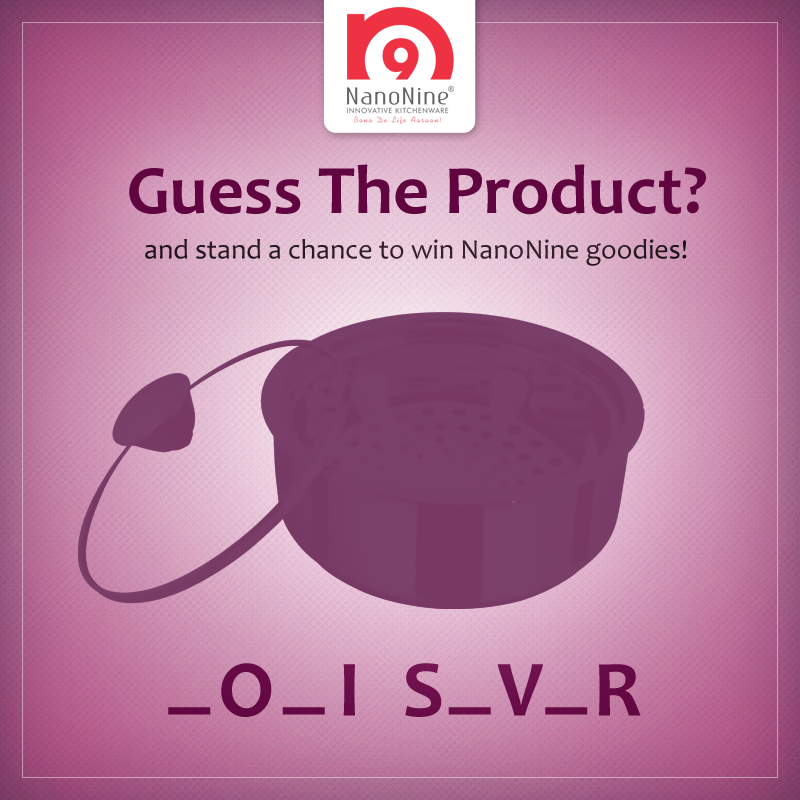 Guess the product and stand a chance to win NanoNine goodies!   Don't forget to join us:  YouTube - https://www.youtube.com/c/NanoNineik?sub_confirmation=1… Facebook - https://www.facebook.com/nanonine.in/ Instagram - https://www.instagram.com/nano_nine/  #ContestAlert #Join #Participate #Win #Tag #Share #Follow #NanoNine #GuessTheProduct