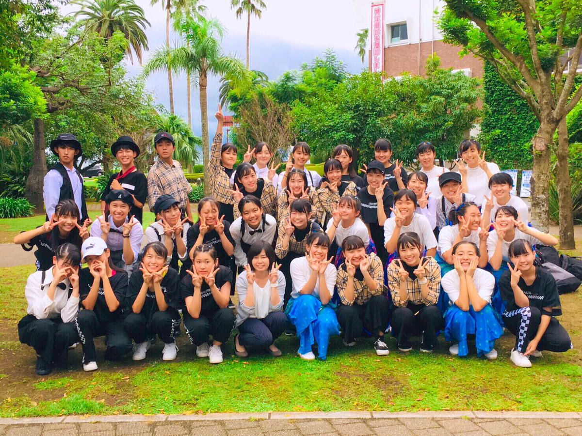 大宮高校ダンス部【Oh!見ぃ〜や!!】 (@Oh_miiiya) | Twitter