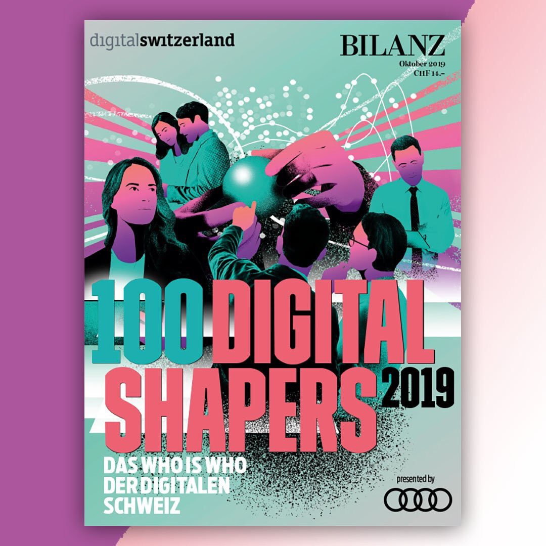 "I am getting old and moved to the ""Hallo of Fame"" of the ""100 Digital Shapers"" ;-) Congrats to all new faces and outstanding personalities shaping the (digital) future of Switzerland! bilanz.ch/digital-shaper… #DigitalShapers19 @BILANZ @Handelszeitung @letemps @dgt_switzerland"