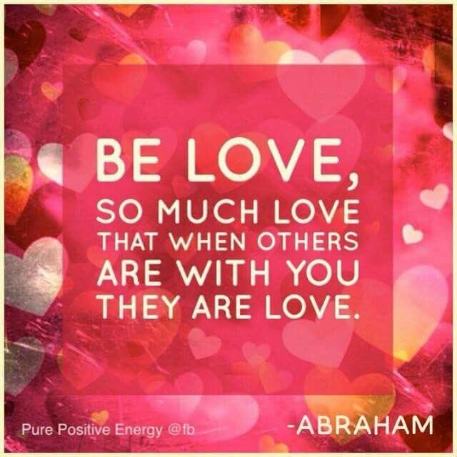 Be #LOVE!  #JoyTrain #Joy #BeLove #Kindness #Quote #MentalHealth #Mindfulness #GoldenHearts #IAM #kjoys #StarfishClub #ChooseLove #IAMChoosingLove #FridayFeeling #FF #FridayMotivation #FridayReads #FridayMorning #FridayThoughts RT @eldiablo0786