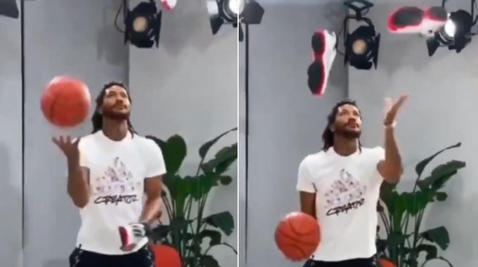 【影片】Jokic無奈現狀:為何我們像馬戲團的動物?隨後羅斯玩起了雜技!-籃球圈